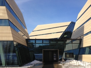 Vilnius New University Library 2013