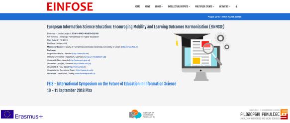 EINFSE Homepage